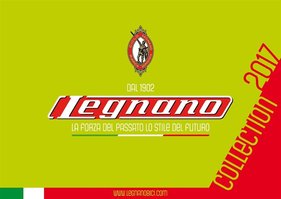 2017 Legnano bicycle Collection