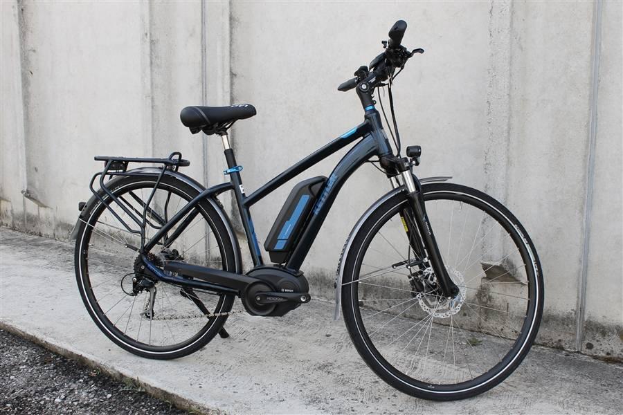 Ebike Kettler Traveller E Comfort: pedalata assistita per trekking e città