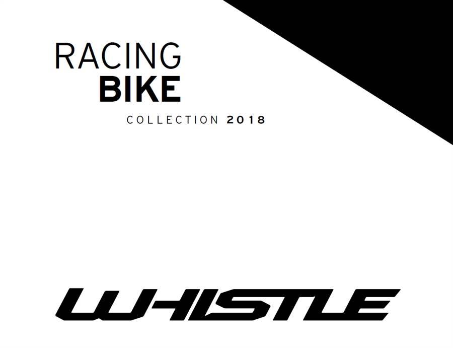 Catalogue Whistle 2018