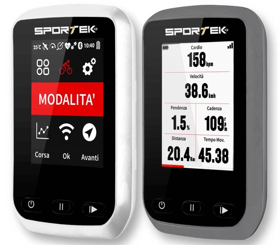 Sportek Ciclo computer GPS T100