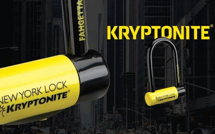 Sistemi di sicurezza Kryptonite