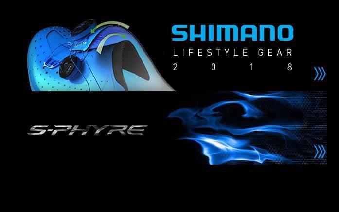 Shimano Lifesyle Gear collection 2018