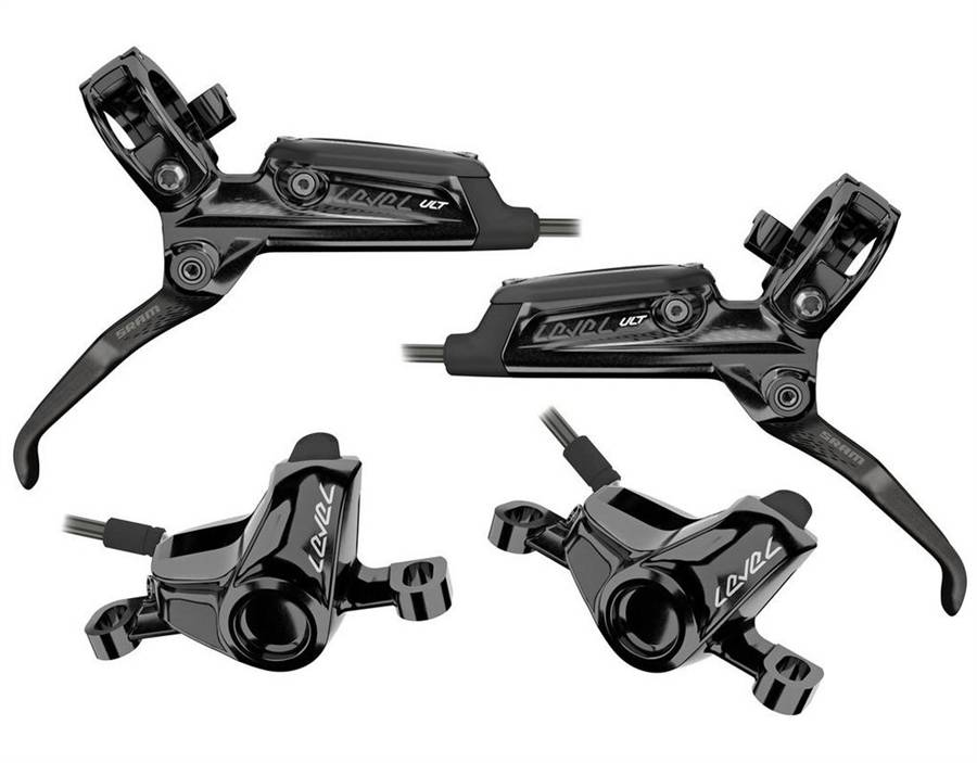 Level Ultimate Brakes, the non plus ultra for the XC!