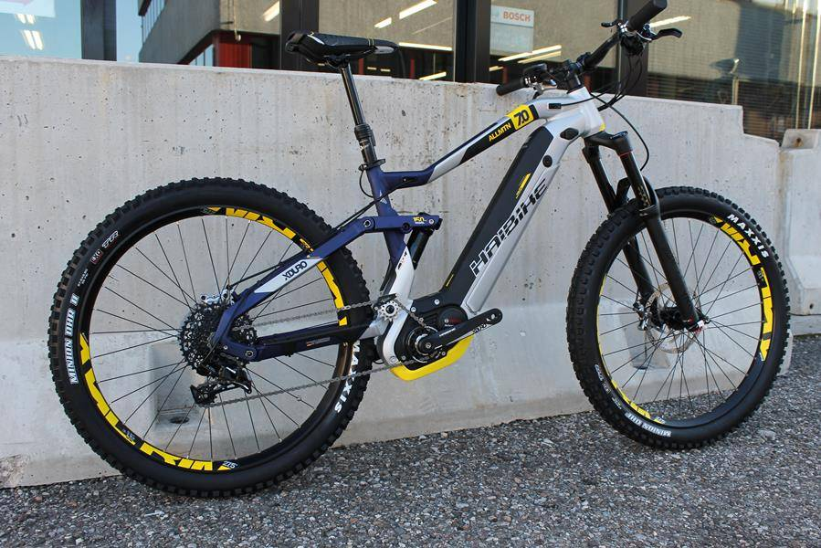 Haibike Xduro AllMtn 7.0 2018 - Ready for everything!