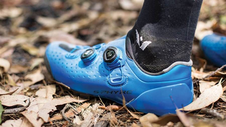 Shimano S-phyre, the shoes of the champions!