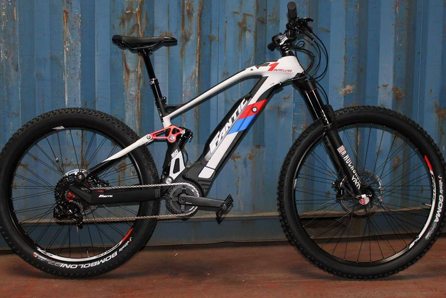 Fantic Integra XF1 Enduro 160mm di puro godimento!!