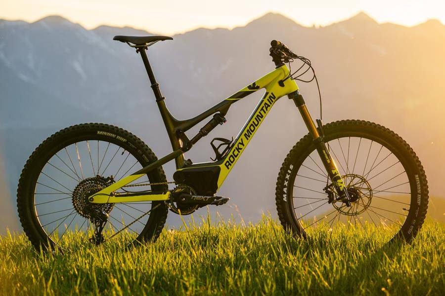 E-Bike Rocky Mountain Altitude powerplay, innovation at your service.