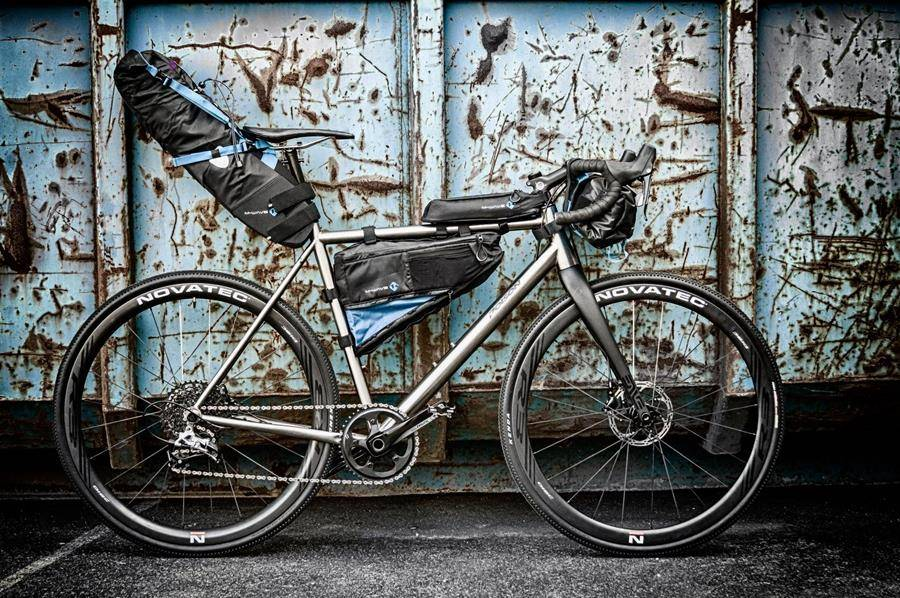 Bikepacking, a new concept of travel.