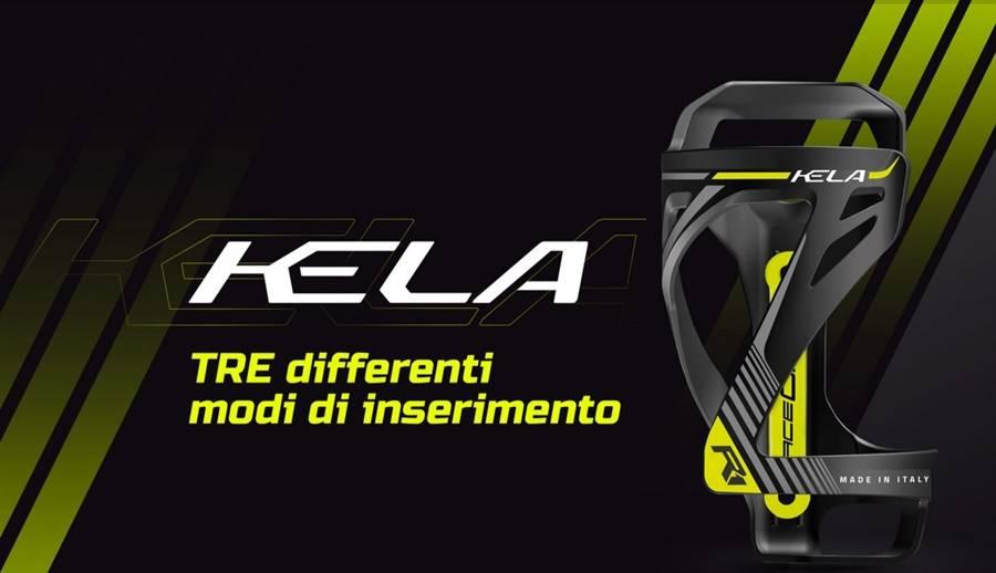 Raceone the new KELA bottle cage