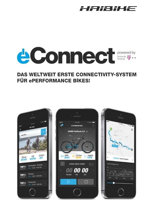 NEW HAIBIKE ECONNECT 2.0