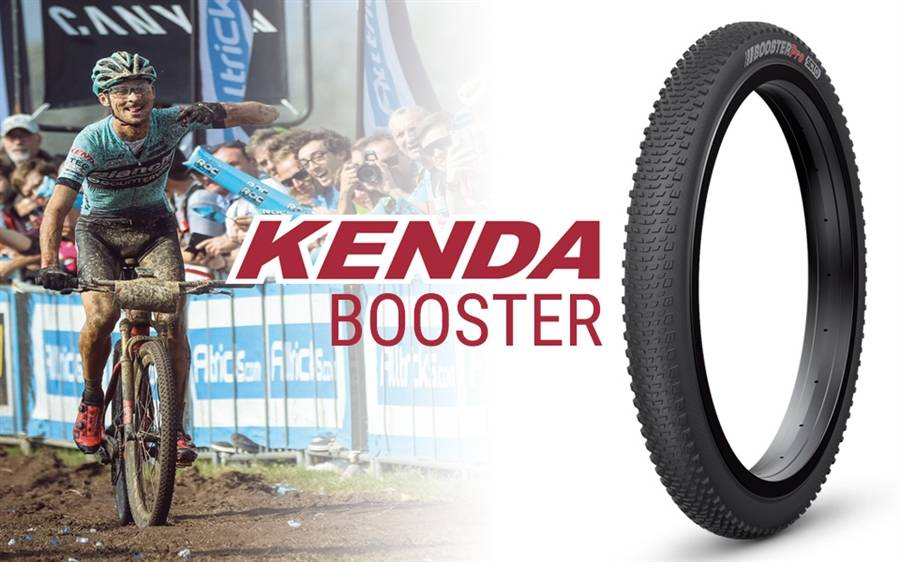 BOOSTER, The new Kenda model for XC