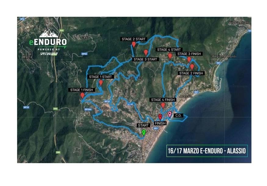 The season starts in Alassio, the Husqvarna Ridewill Factory Team ready for E-Enduro