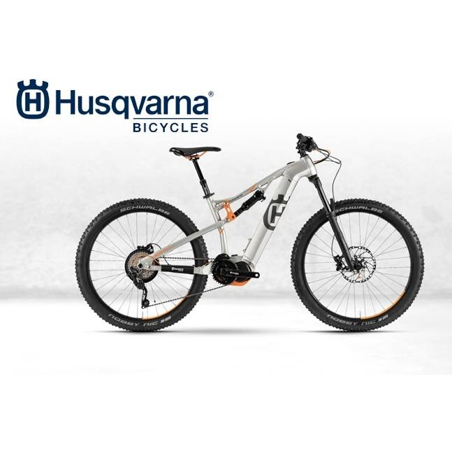 Super offerta ebike Husqvarna Mountain Cross LTD, solo 3399 euro