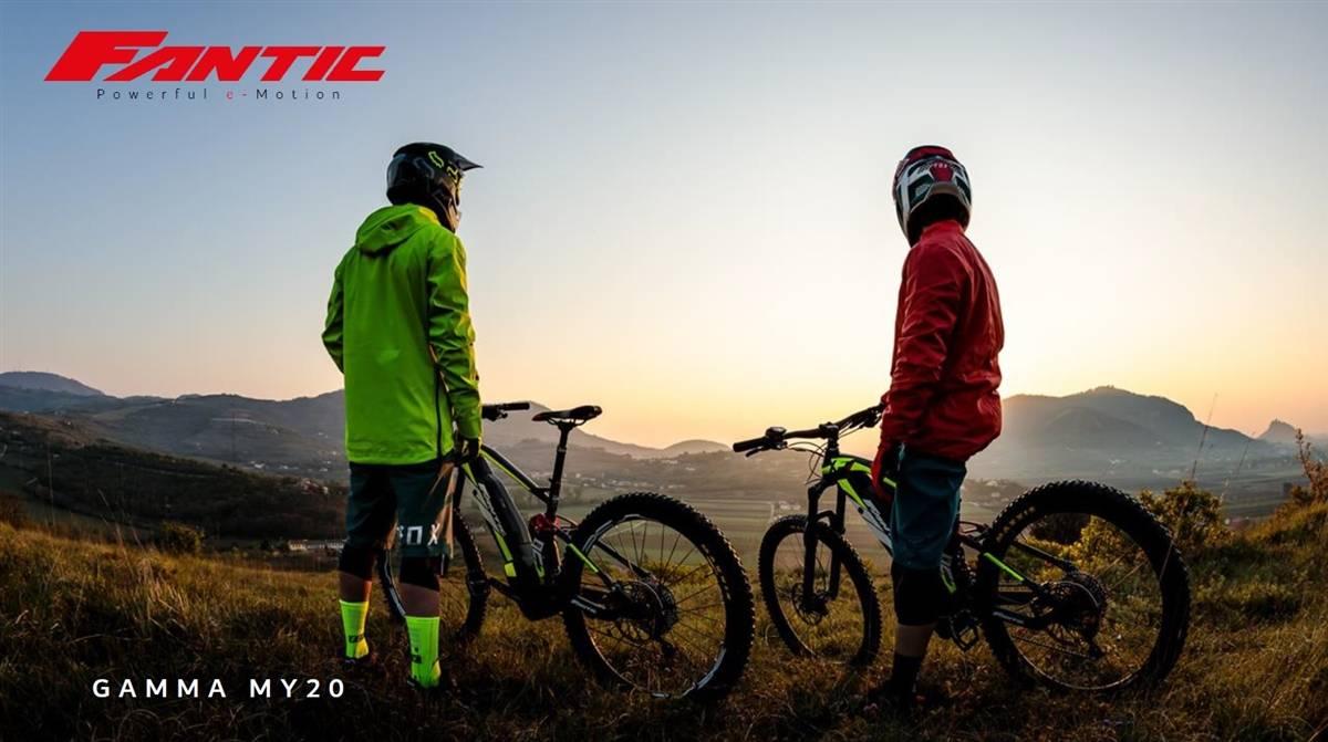Price list catalogue Ebike Fantic 2020