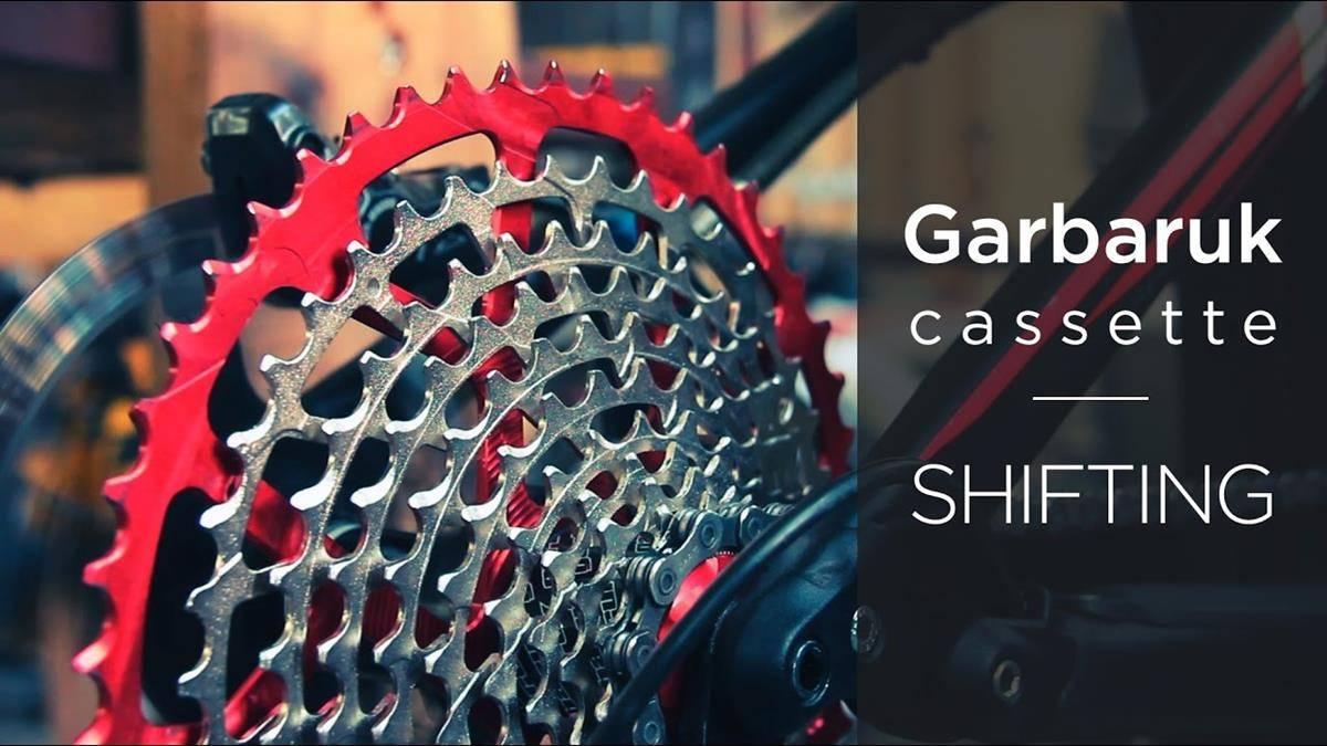 Atterrate in Ridewill le nuove cassette Garbaruk 12v