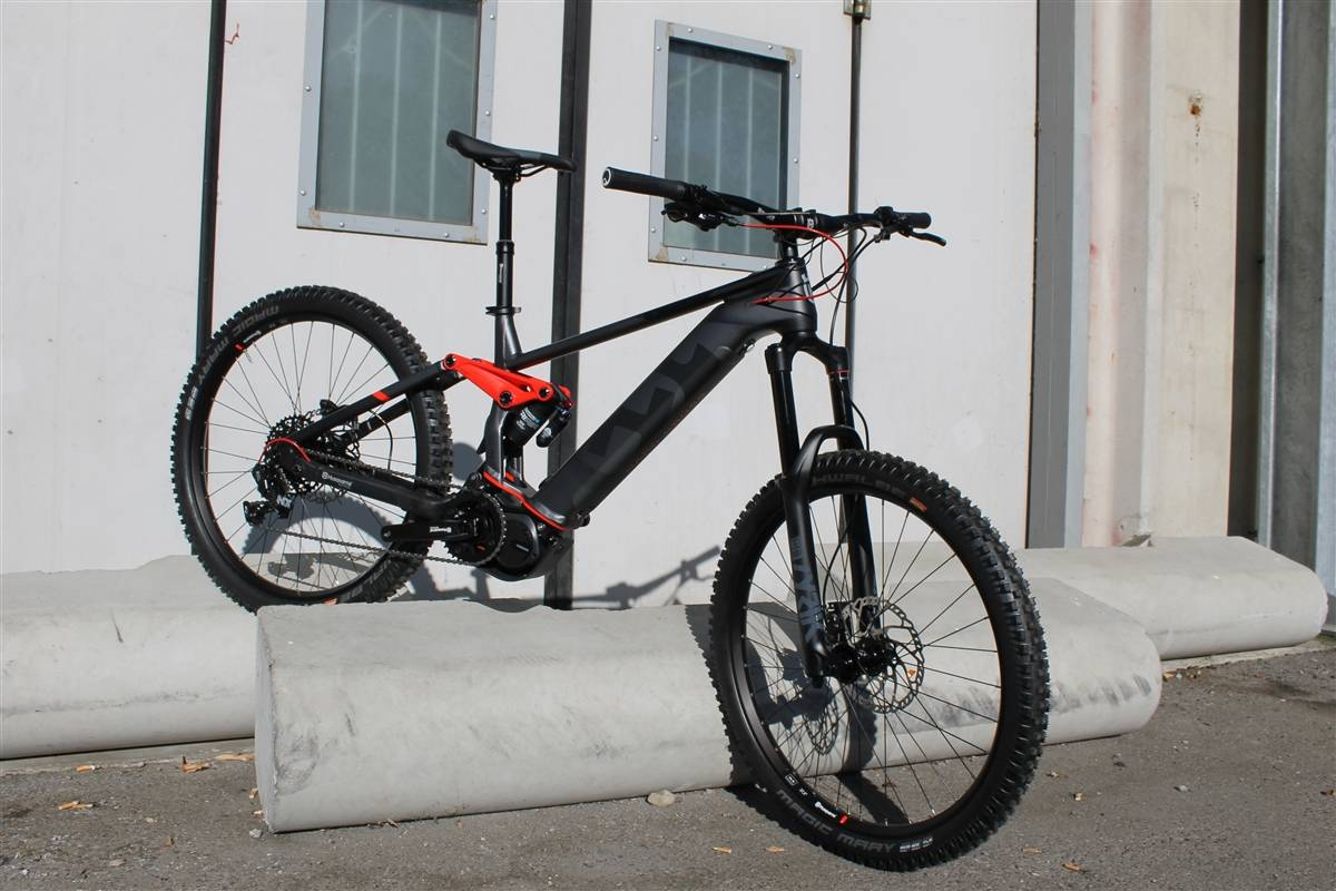 Husqvarna Bicycles Hard Cross 7 180mm 2020, when the enduro calls