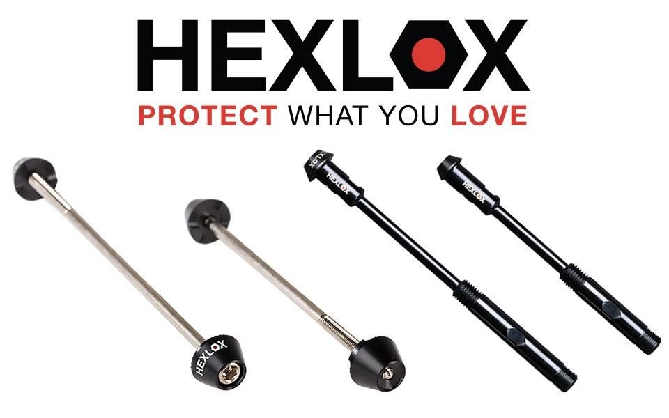 Hexlox Universal Thru Axle