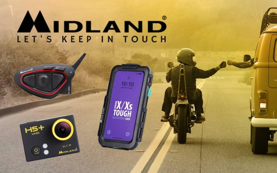 Midland: Intercom, action and more!