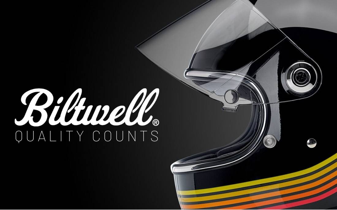 Biltwell: new brand available!