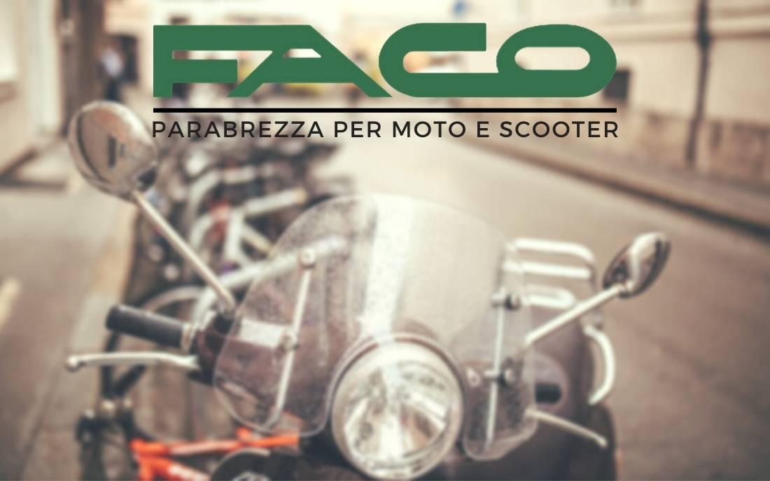 Faco: Dal 1960 parabrezza per moto e scooter
