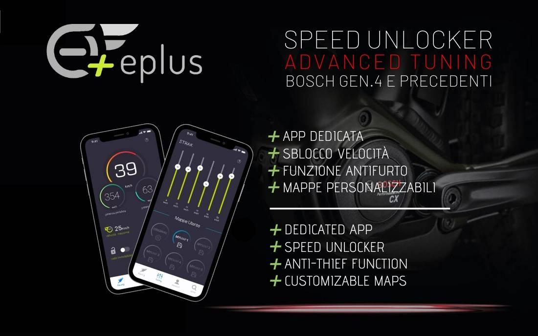 New Eplus speed unlocker for 2020 Bosch gen.4