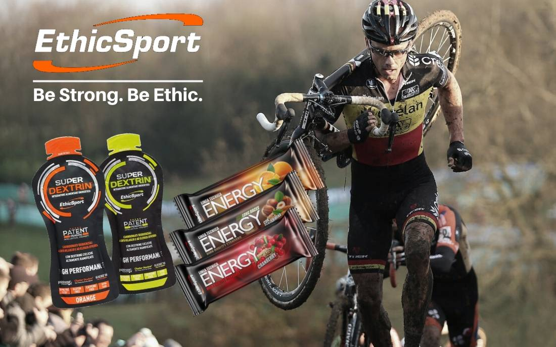 Ethic sport. Professional supplements for sport