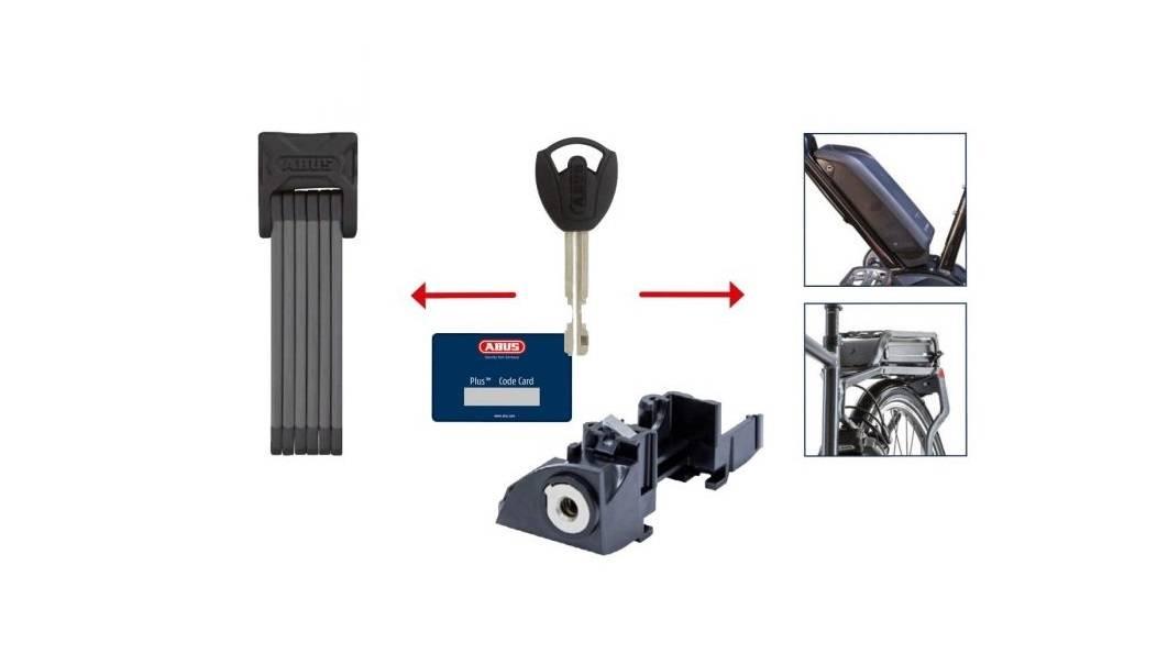 Arrivano le serrature ebike ABUS, qualità e innovazione