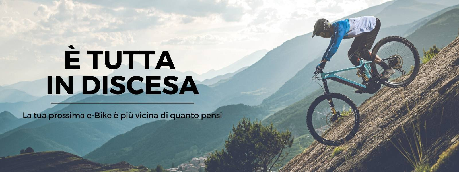 Contact us to receive a personalized quote, a bike test or simply a consultation