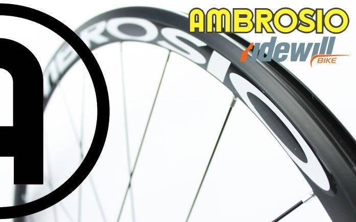 AMBROSIO Fixie & Pista wheelsets