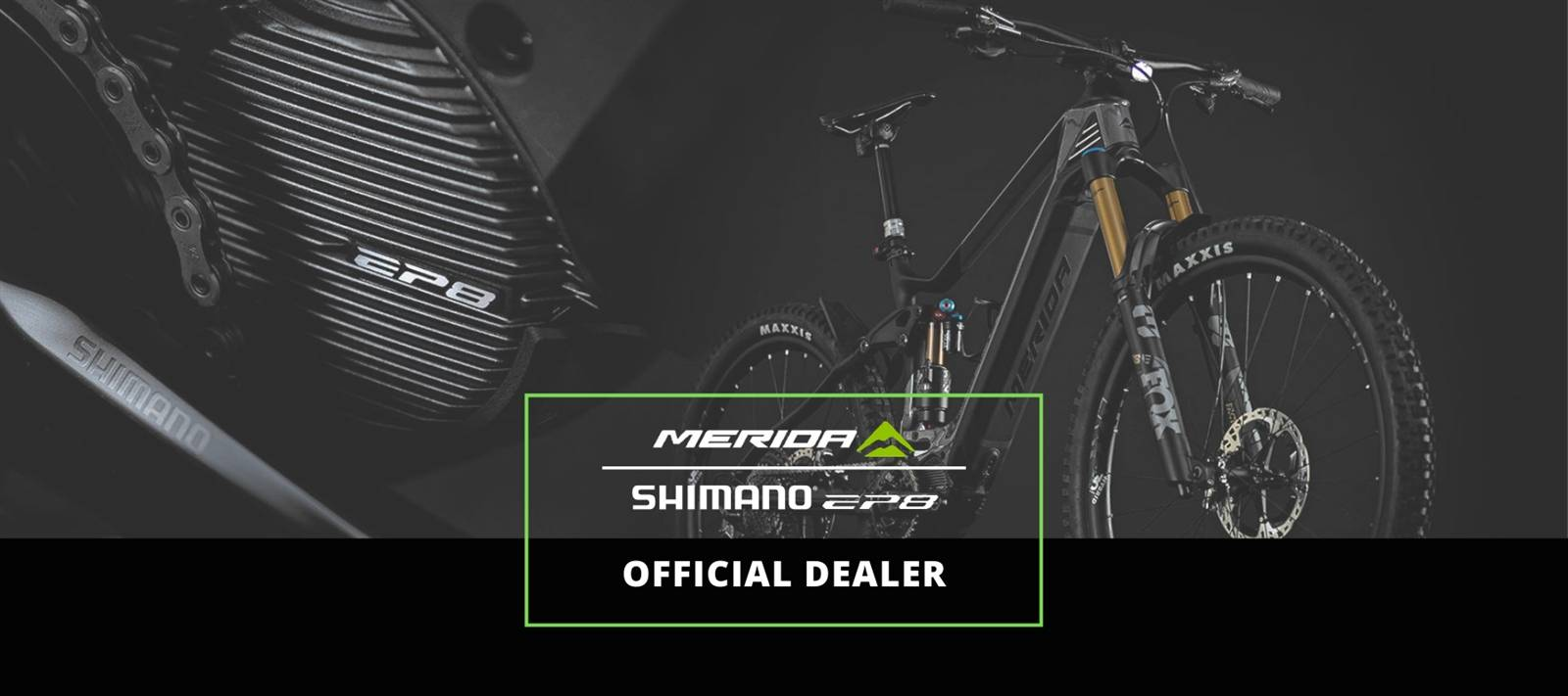 November News: Ridewill presents: Merida and Shimano EP8