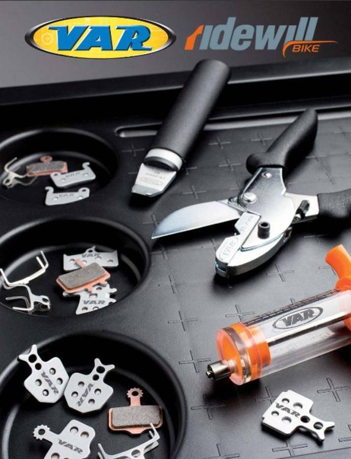 VAR tools for bicycle workshop