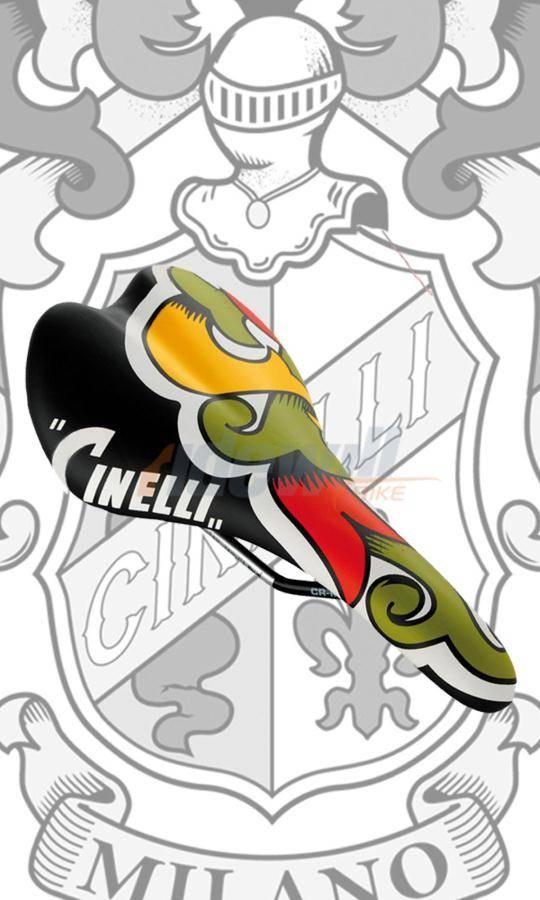 Saddle Cinelli Araldo fixed bike