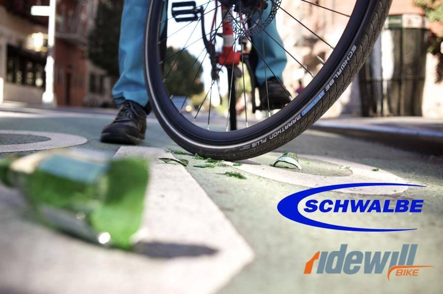 Coperture Schwalbe Marathon Plus: Imperforabile
