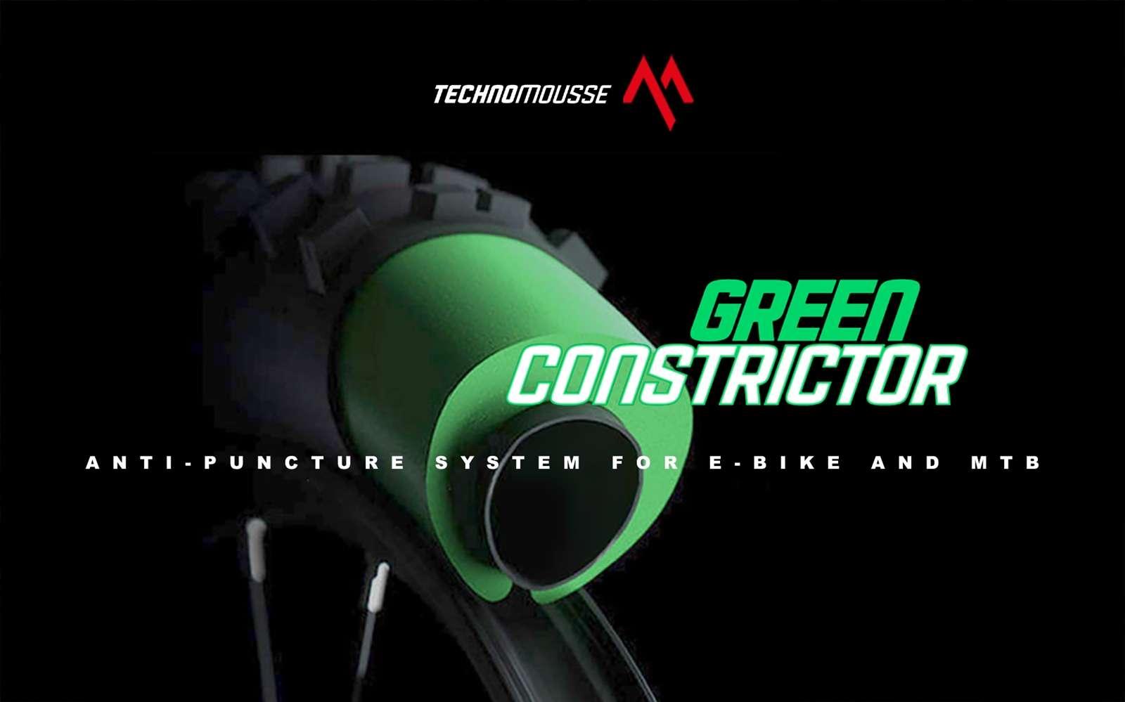 Il primo sistema anti-foratura per e-bike e MTB
