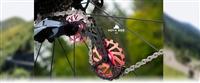Nova Ride's ceramic and carbon fiber pulleys