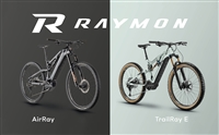 Preview New R Raymon Models 2022 - AirRay and TrailRay