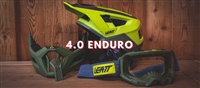 4.0 Enduro Helmet by LEATT - The Freedom to Choose