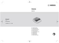 Manuale Display Bosch Intuvia