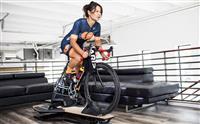 Rulli Saris per l'allenamento indoor