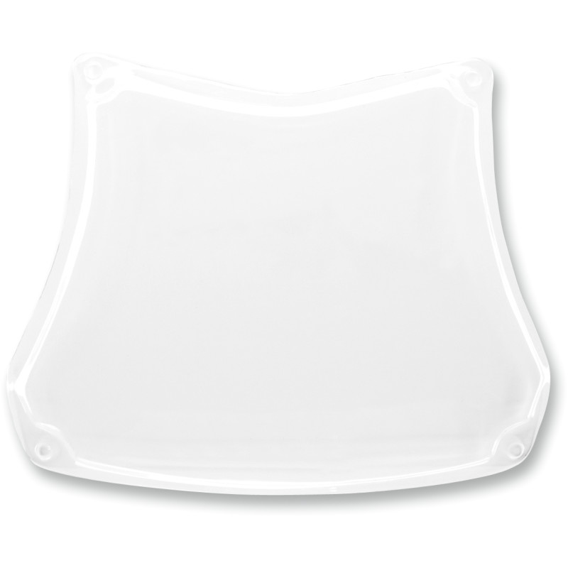 Clear Number Plate For Sentinel Protector Bike