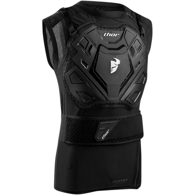Sentry Protector Vest Black Size S/M Bike
