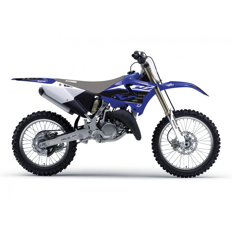 Sticker Kit Replica Yamaha Racing 2019 Yamaha YZ 125 2002 > 2014 / YZ 250 2002 > 2014
