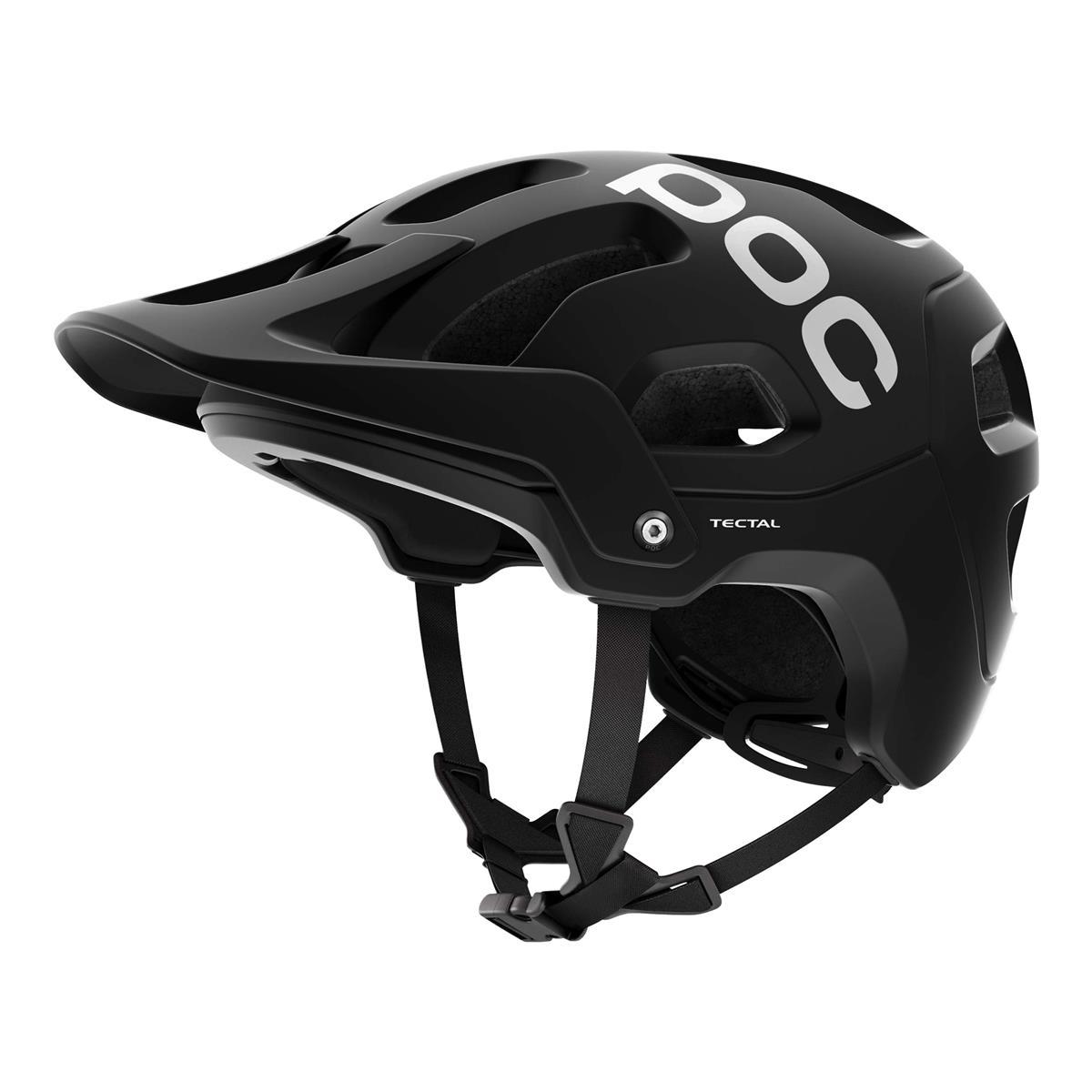 Enduro helmet Tectal black size XS-S (51-54cm)