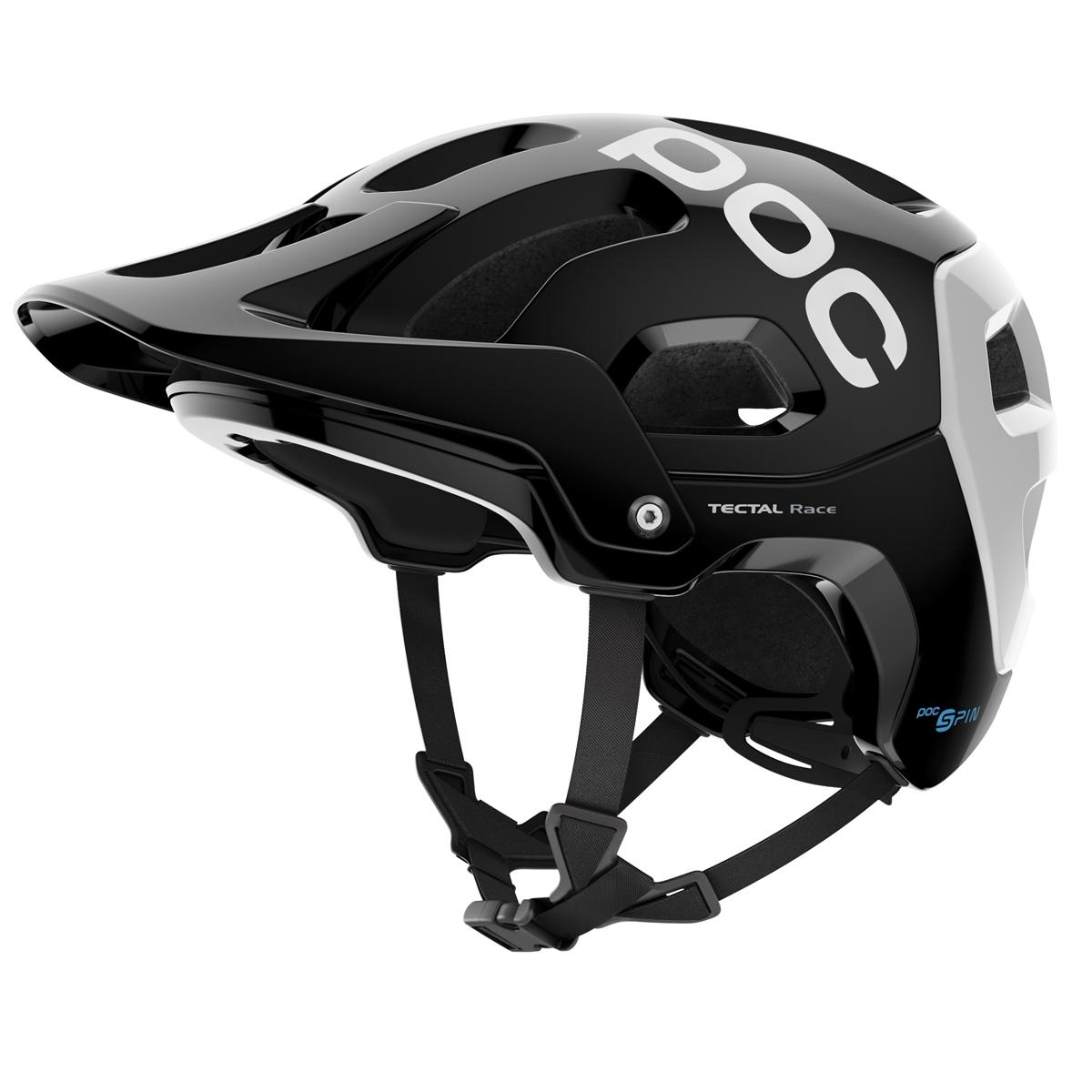 Enduro helmet Tectal Race Spin black size XS-S (51-54cm)