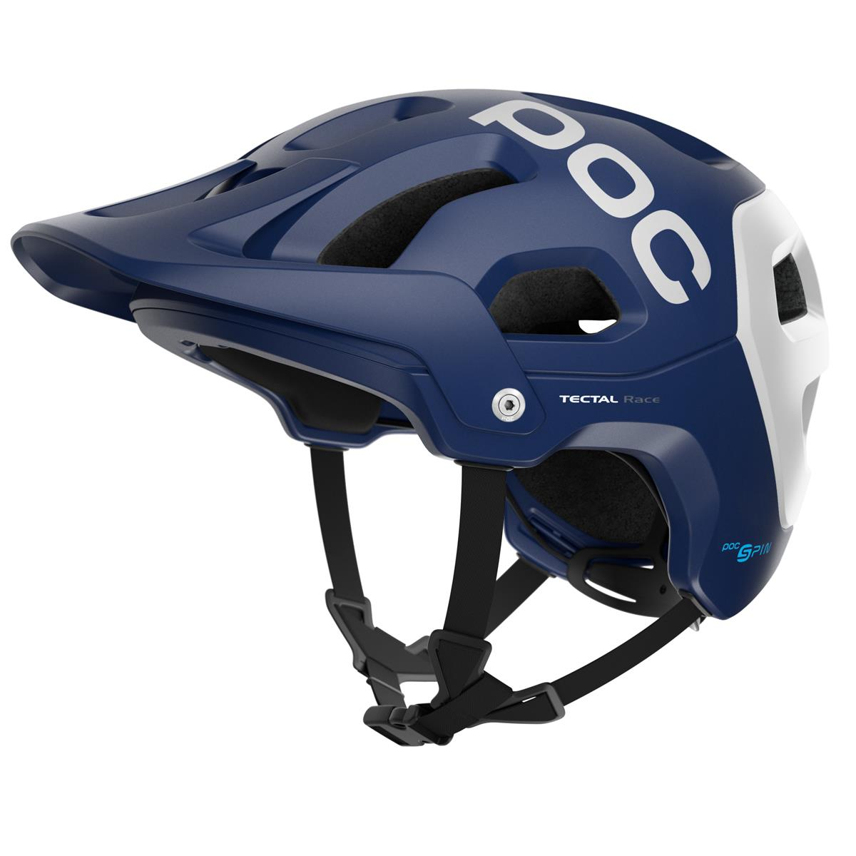 Enduro helmet Tectal Race Spin blue size XS-S (51-54cm)