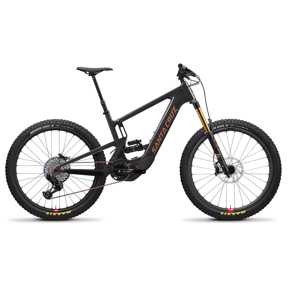 Heckler CC XX1 Reserve Black 27.5'' 160mm Shimano 504Wh size 39