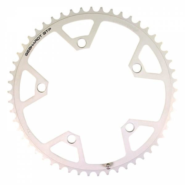 Inner chainring 38t classic 9s silver 110mm