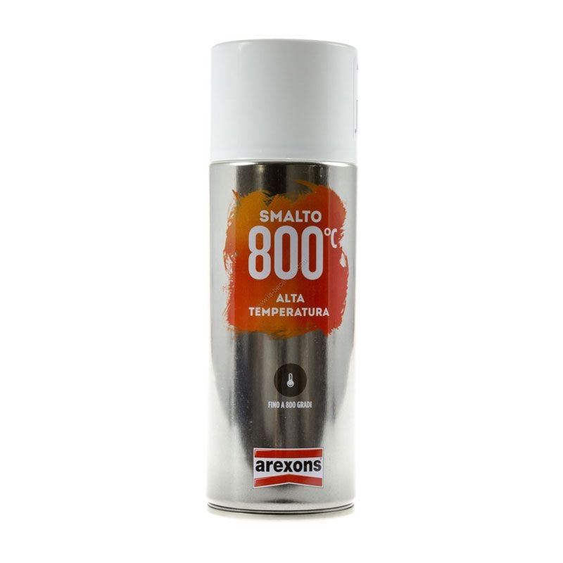 Spray paint transparent for exhaust 400ml
