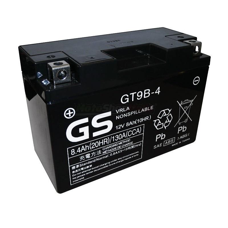 Batteria GT9B-4 sigillata precaricata