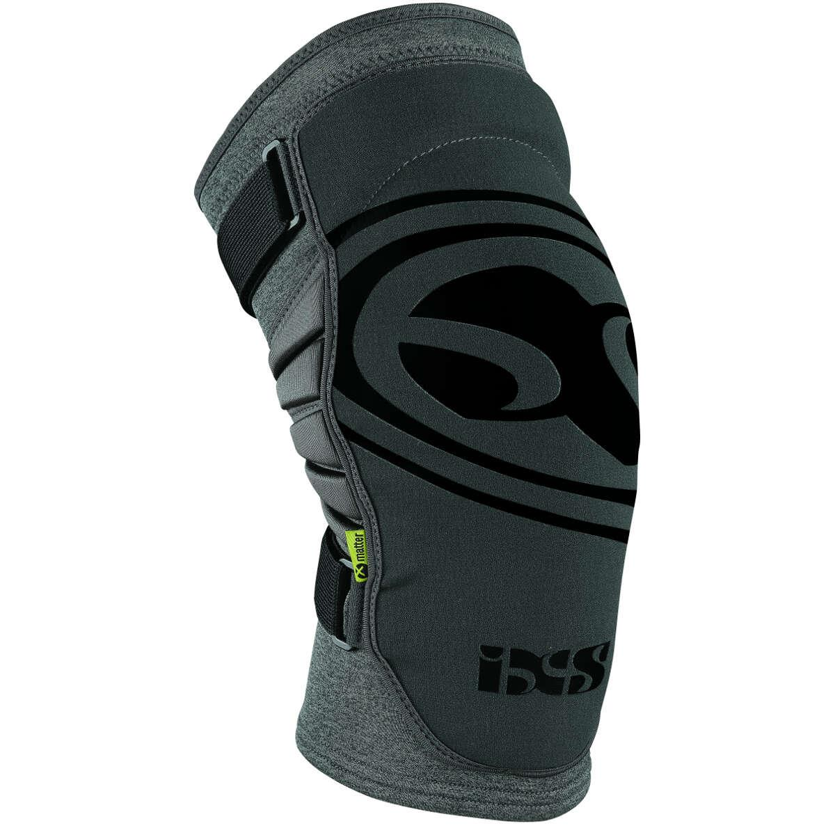 Carve Evo+ knee pads size S grey